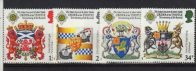 SG 1363-661987 Scotish Heraldry Superb unmounted mint