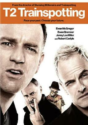 T2: Trainspotting New Dvd