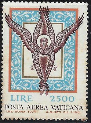 1974 Vatican  Angel - Air post - MNH