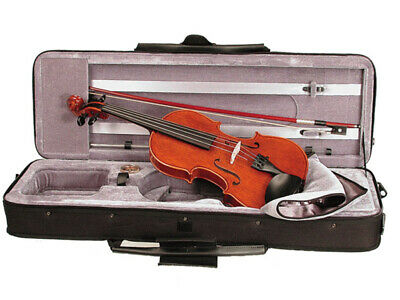 """STENTOR 16"""" VIOLA PACK All Solid Body,  Bow, Case & Rosin"""