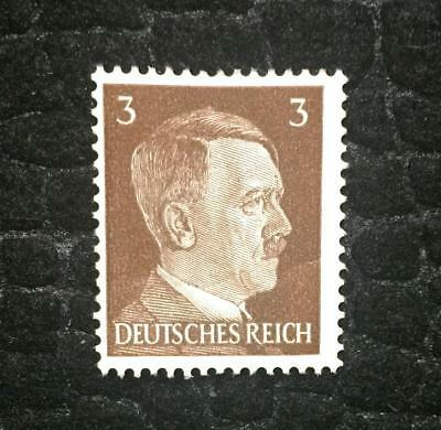Rare Old Antique Authentic WWII German Unused Stamp -3k
