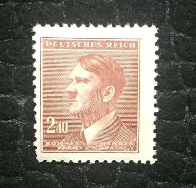 Rare Old Antique  Authentic WWII  Unused Stamp -2.40k