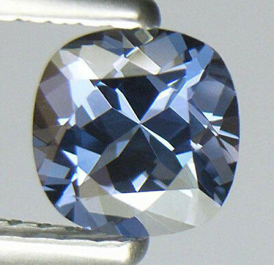 If/vvs1 Clarity Super Collectable Blue Portuguese Cushion Cut Sri Lankan Spinel