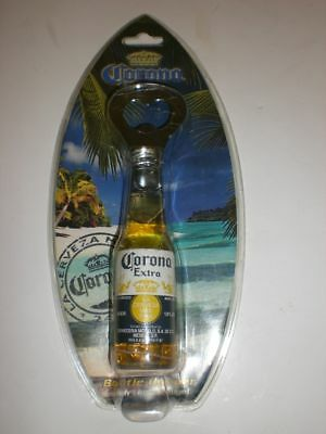 Corona Extra Magnetic Bottle Opener New In Package Imperfect