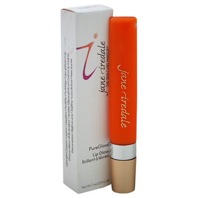 2 Pack PureGloss Lip Gloss - Tangerine by Jane Iredale for Women - 0.23 ozGloss