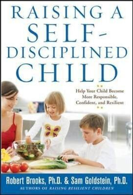 NEW Raising A Self-Disciplined Child: Help Your Child... BOOK (Paperback)