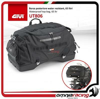 GIVI imperméable top sac 65 ltr. pour road Enduro and Touring motorcycles