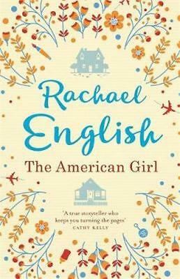 NEW The American Girl by Rachael English BOOK (Paperback) Free P&H