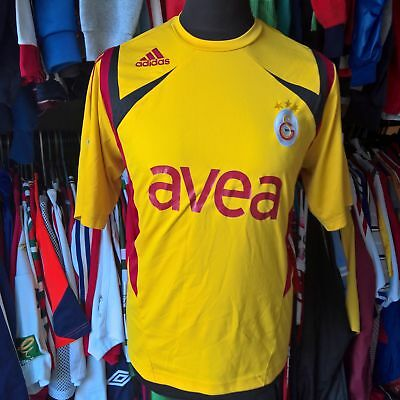 Galatasaray 2007 Training Football Shirt Adidas Jersey Size Adult L