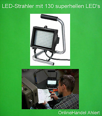 LED Construction Lamp Building Spotlight Light Werkstattstrahler New