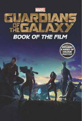Marvel guardians of the galaxy: book of the film by Chris Wyatt (Paperback)