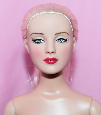 "Tonner 16"" Antoinette Chilled BW Nude Doll No Box"