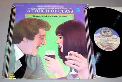 TOUCH OF CLASS - Film Soundtrack LP (1973)