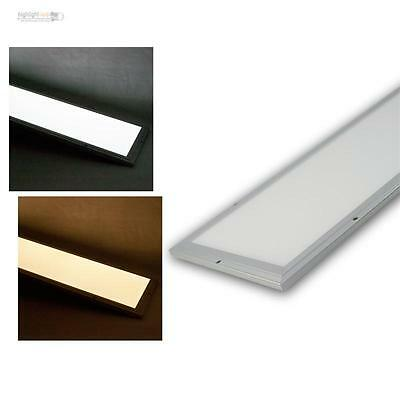 LED Panel 120x30cm Light Colour Changeable Dimmable Mi Remote Control,