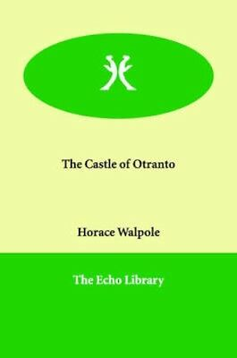 NEW The Castle Of Otranto by Horace Walpole BOOK (Paperback) Free P&H