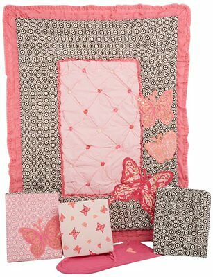 Summer Infant JULIETTE 5-Piece Crib Bedding Set - New in package