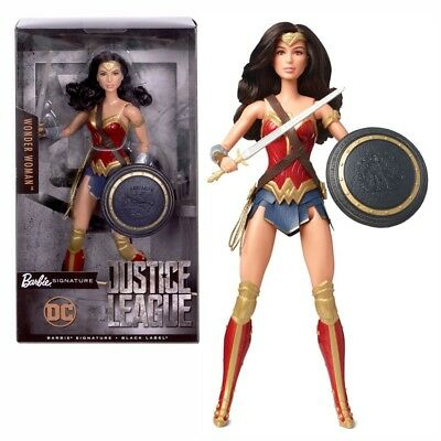 Wonder Woman | Mattel DYX57 | Collector | Justice League | Barbie Signature Doll