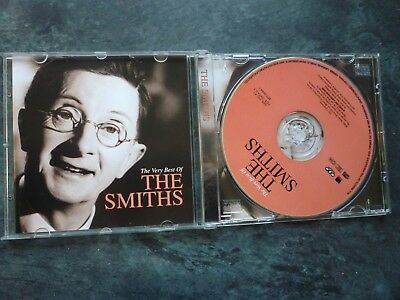 The Very Best Of The Smiths Digitally Remastered Cd Exc 23 Tracks