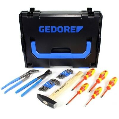 malette 26 outils gedore l-boxx 102 sortimo garnie
