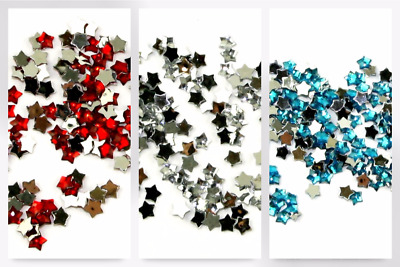 Papercellar Star Shape Gems - per pack (HHC-4-BLU005-M)