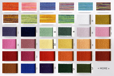 Madeira No 12 Lana Machine Embroidery Thread - each (Madeira-9312-M)