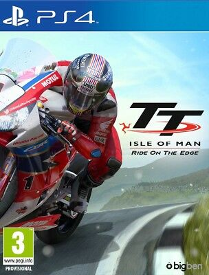 TT Isle of Man Ride on the Edge PS4 ***PRE-ORDER ITEM*** Release Date: 06/03/18