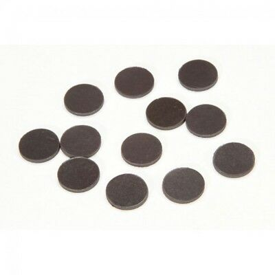 Darice Round Adhesive Backed Magnets - per pack of 12 (1036M)