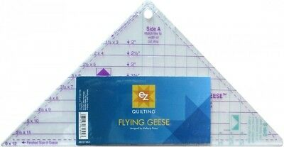 EZ Flying Geese Acrylic Quilting Template (8823748A)