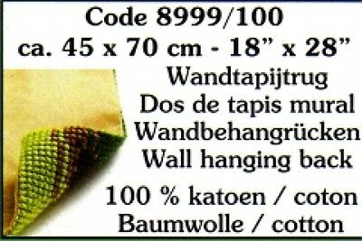 Vervaco Wall Hanging Backing for Cross Stitch & Tapestry (8999100)