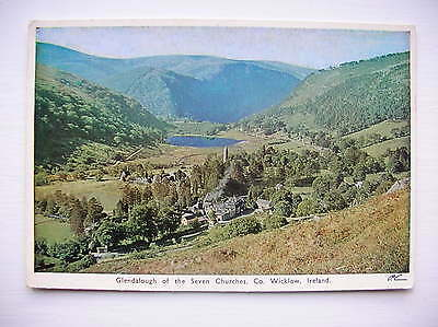 Glendalough of the Seven Churches -- Wicklow, Ireland / Eire.