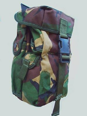 NEW - Genuine Army Issue DPM WOODLAND Camo PLCE Medical Trauma Belt Pouch