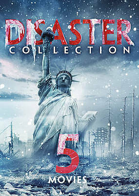 5-Film Disaster Collection: Epicenter DVD