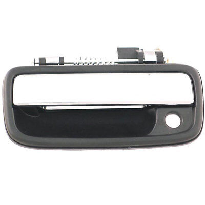 768MX Exterior Door Handle for 95-04 Toyota Tacoma Chrome Front Left Driver Side