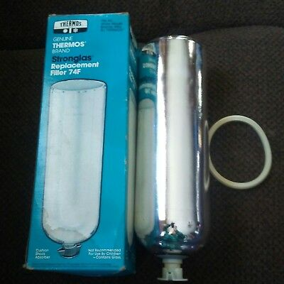 Thermos Stronglas Replacement Filler No. 74F New In Box