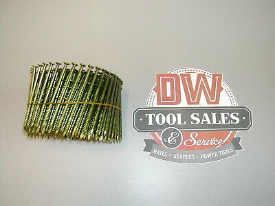 3″ x .120″ Screw Shank Coil Nails 1 Skid (211,500 nails)