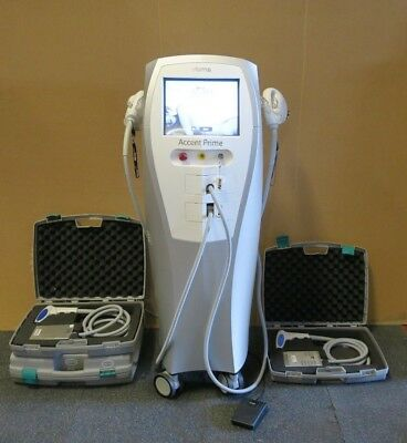 Alma Lasers Accent Prime RF Body Contouring Skin Tightening Beauty Machine