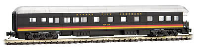 NIB Z MTL #55600010 Modernized Heavyweight Business Car KCS 'Kay See'