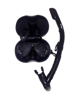 TDS Mask and Snorkel Combo -Storage Case- Low Volume- Model 99-25