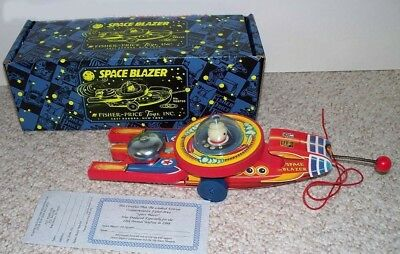 20 Years Old Limited Edition Space Blazer New in Box 1998 Fisher Price