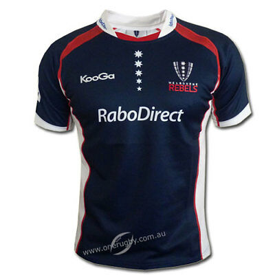 Melbourne Rebels 2012 Toddler Home Jersey  SIZE 0  **SALE PRICE**