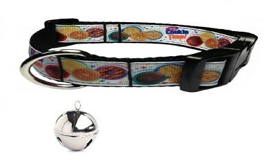 Cookie Time Cat Collar Cute Adorable