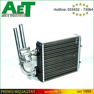 Heating Cooler Aluminum Complete with Valve Lada Niva Taiga 4x4, 2121-810105010