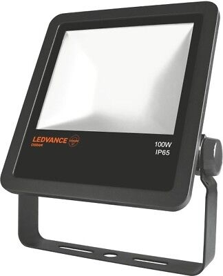 LEDVANCE FLOODLIGHT LED 100W/6500K IP65 schwarz ohne Stecker