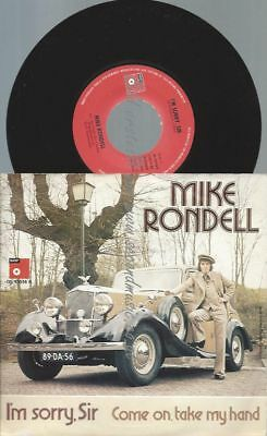 """7""""   Mike Rondell – I'm Sorry Sir"""