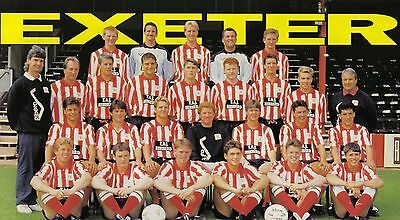 Collection Of #35 Exeter City Football Team Photos