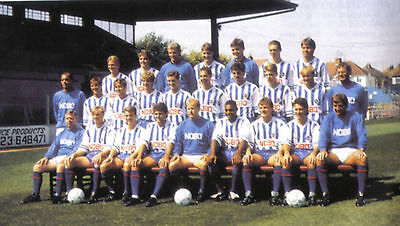 Collection Of #60 Brighton & Hove Albion Football Team Photos