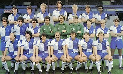 Collection Of #80 Bristol Rovers Football Team Photos