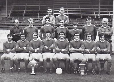 Collection Of #55 Swindon Town Football Team Photos