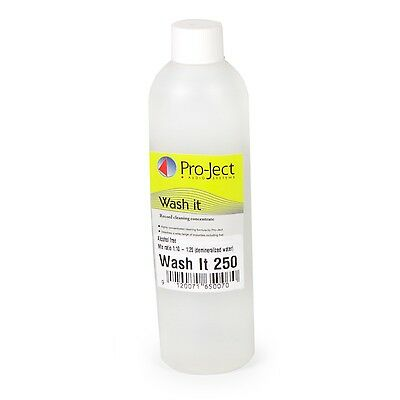 Pro-Ject Wash It Cleaning Fluid for Record Cleaning Machine VC-S 250ml