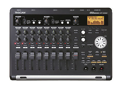 Tascam DP-03SD - Digitales 8-Spur-Portastudio